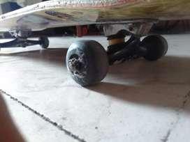 Skateboard tabla completa