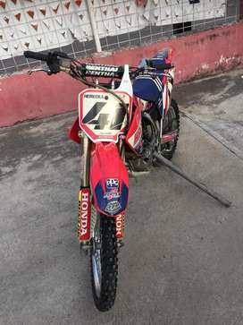 Crf 150 full extras. M/2010