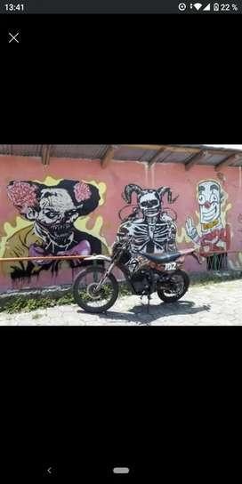 Vendo moto ORION FX 200