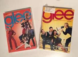Glee Temporada 1 y 2 completas, Nuevas! 7 discos cada una