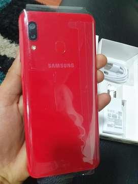 Vendo Celular Samsung A20 Nuevo
