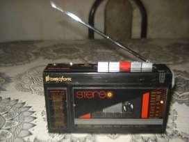 Walkman Broksonic Teb36 Radio Am/fm Ecualizador No Envio