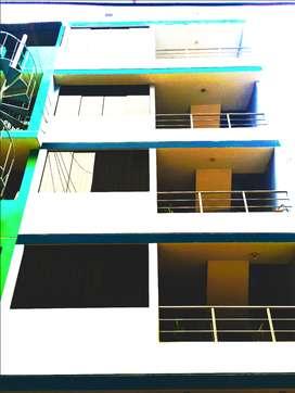 Departamento 5º piso en Los Jardines de San Juan Lurigancho
