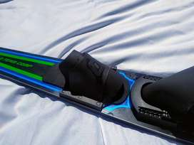 monoski acuático O´brien largo 172cm  ancho 17cm  fijaciones de goma   world team comp  made in usa