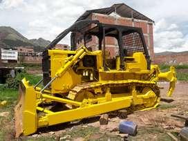 Vendo Tractor Oruga D7.5 de 220 hp hp