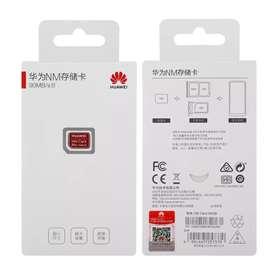Tarjeta De Memoria Huawei Nano SiM 64Gb P40 P30 pro Y9a Y8p