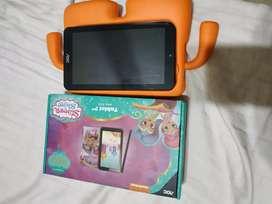 Vendo tablet 7 pulgadas para niños
