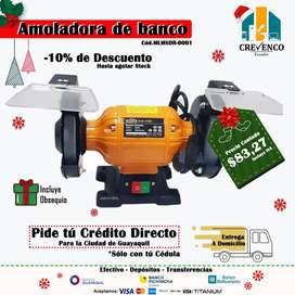 Amoladora de Banco DERA S1S-T200