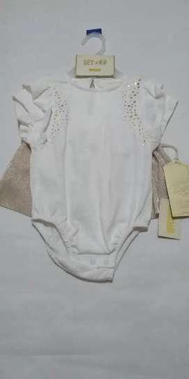 Conjunto para bebé 6 a 12 meses