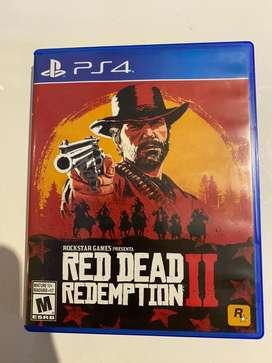Red Dead Redemption 2 +mapa exclusivo + kit de supervivencia