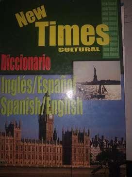 Diccionario New Times Varios Idiomas