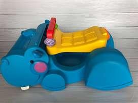 Caminador Hipopótamo Fisher Price