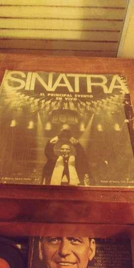 Vinilos Frank Sinatra