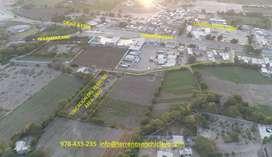 Terreno de 3800m2 para casa de Campo Reque, Chiclayo
