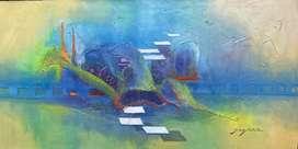 Se venden obras de arte originales en óleo sobre lienzo!!