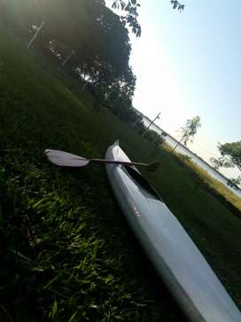 Vendo kayak fibra de vidrio