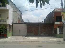TERRENO CON CONSTRUCCION DE 333 M2
