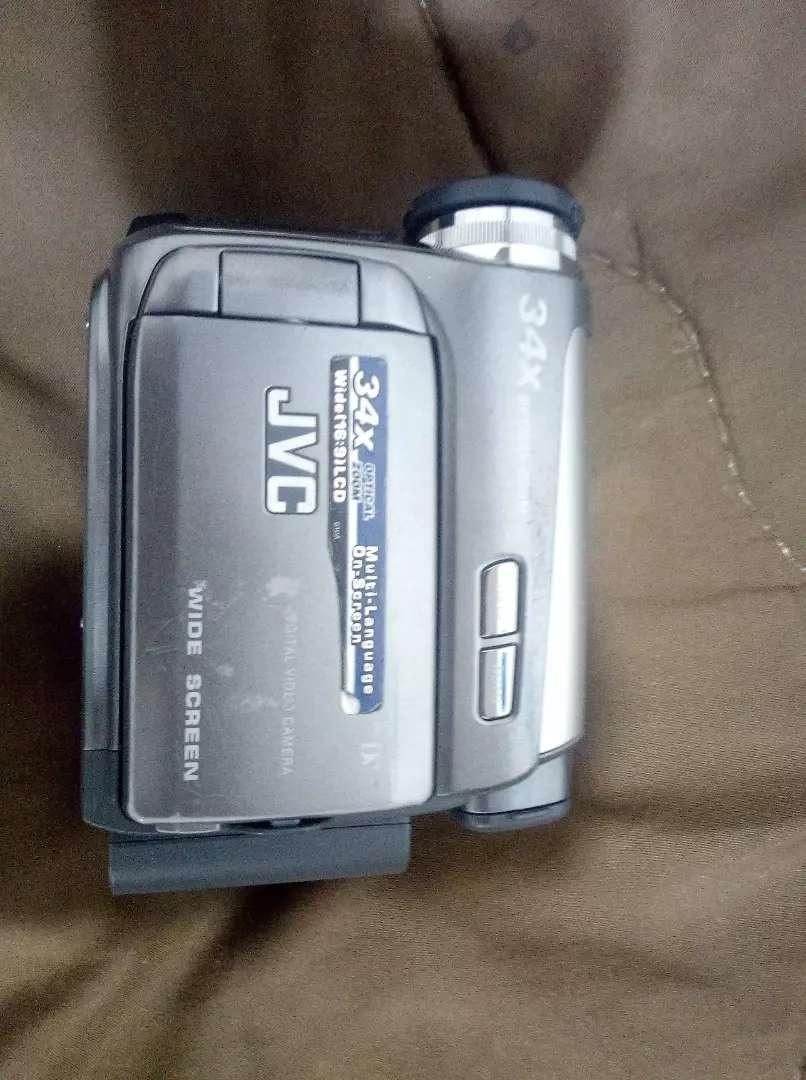 Vendo o cambio video cámara JVC 0