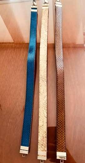 Cinturón Mujer - Cuero - Argentinos