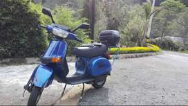 moto Bajaj Legend 150cc 2001 Scooter Plus 4T Barata