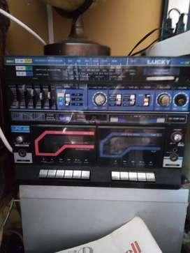 Vendo grabadora luky antigua segunda mano  El Troncal
