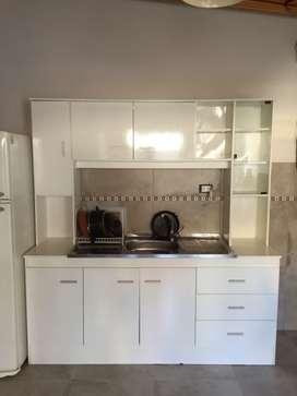 Mueble cocina c/ bacha integrada