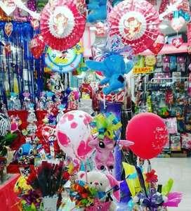 Vendo Negocio de Piñateria, Juguetería,