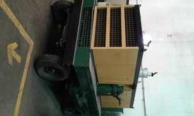 VENDO PERMUTO MOTOCOMPRESOR sullair 750 750 . 21 m3 x min.50 2I METROS Y 5.5