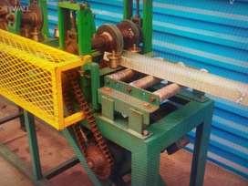 Máquina para Parantes y Rieles de drywall  13,000 Usa
