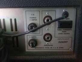 Amplificador  Estado  Sólido 100 W