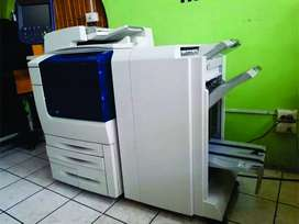 Impresora Xerox 550