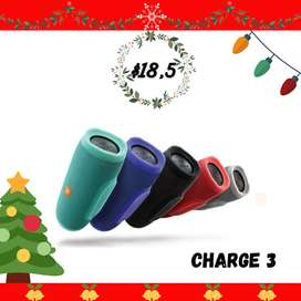 Speakers charge