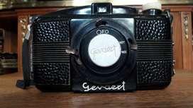 Camara De Fotos Antigua Ofo Rex Lojo Gevaert. *1940
