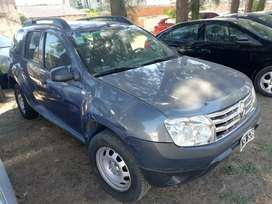 Renault Duster 1.6 EXPRESSION 2012