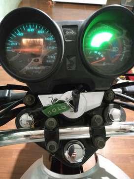 Venta de moto Gilera