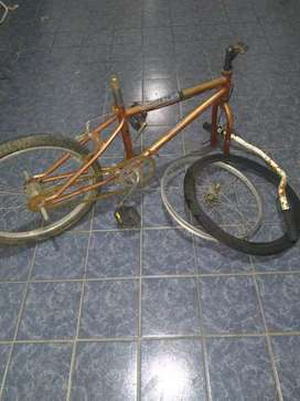Vendo bici para armar