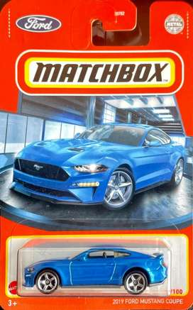 Matchbox - Ford Mustang