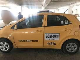 Se vende taxi Kia Ion 2020