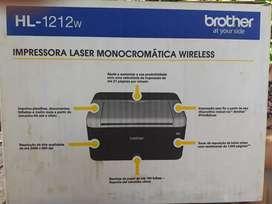 Impresora brother 1212 w