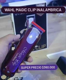 Wahl magic clip inalambrica