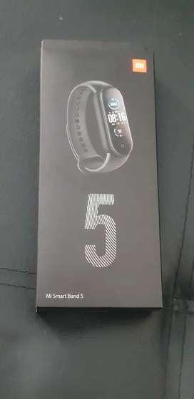 Xiaomi Mi Band 5 Nueva - Original