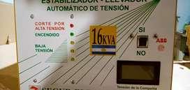 Elevador/estabilizador de tension 110 a 265