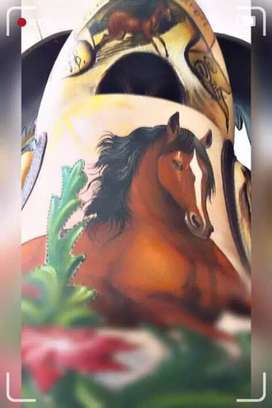 Silla caballo mckleind