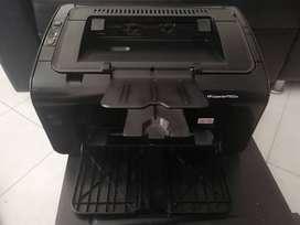 Vendo impresora HP laser