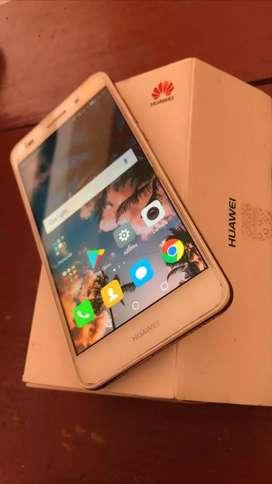 Huawei en perfectas condiciones en caja como nuevo