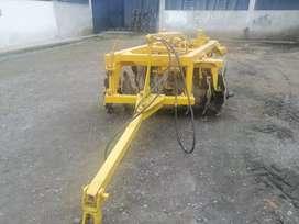 Implementos agrícolas tractor
