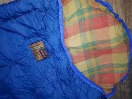 Dos bolsas de dormir ESQUEL impecables!!!