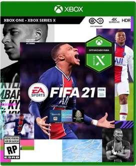 Fifa 21 edición estándar