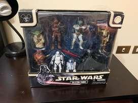 Star Wars Collectible Figures Exclusivas Parque Disney