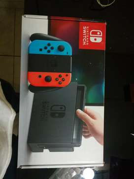 Switch version blue red